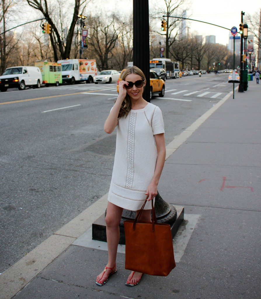 Marc Jacobs Little White Dress