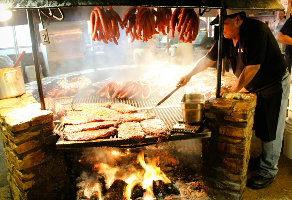 The Salt Lick Driftwood Texas