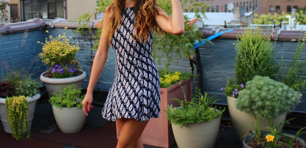 LF Stores Millau Dress