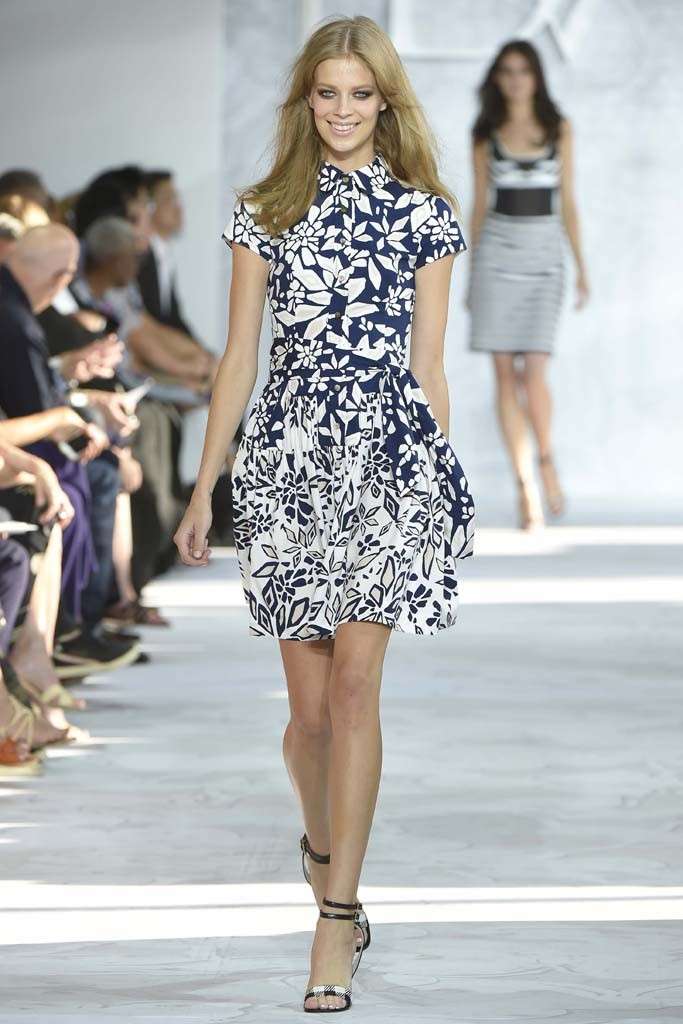 NY Fashion Week | Spring 2015 RTW | DVF