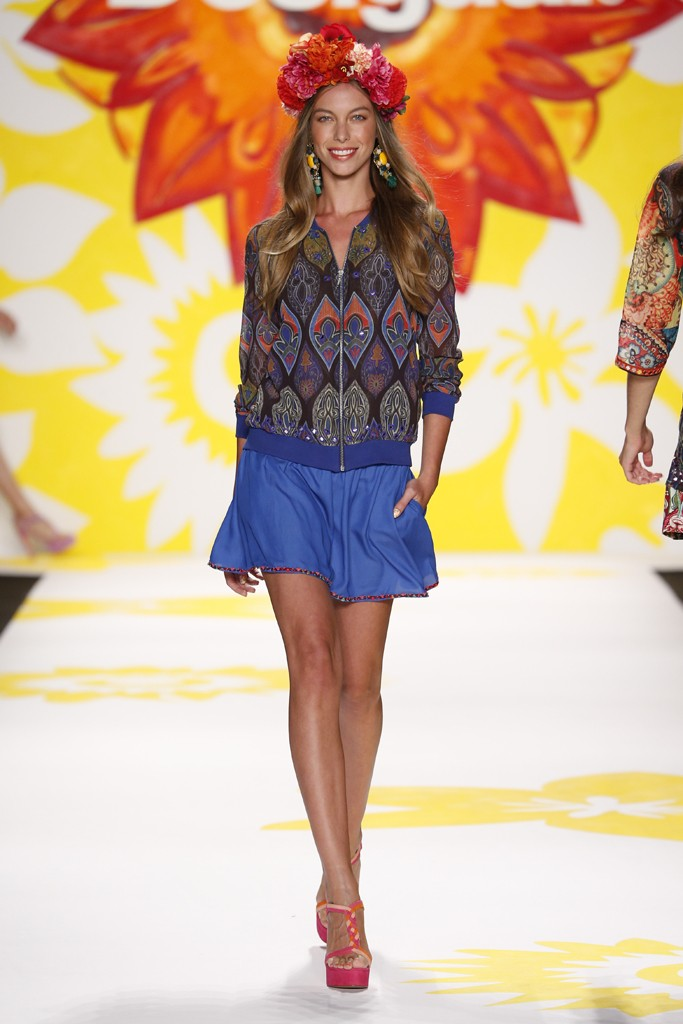 NY Fashion Week | Spring 2015 RTW | Desigual