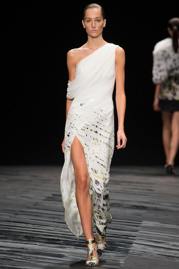 NY Fashion Week |Spring 2015 RTW | J. Mendel