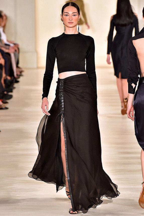 NY Fashion Week | Spring 2015 RTW | Ralph Lauren