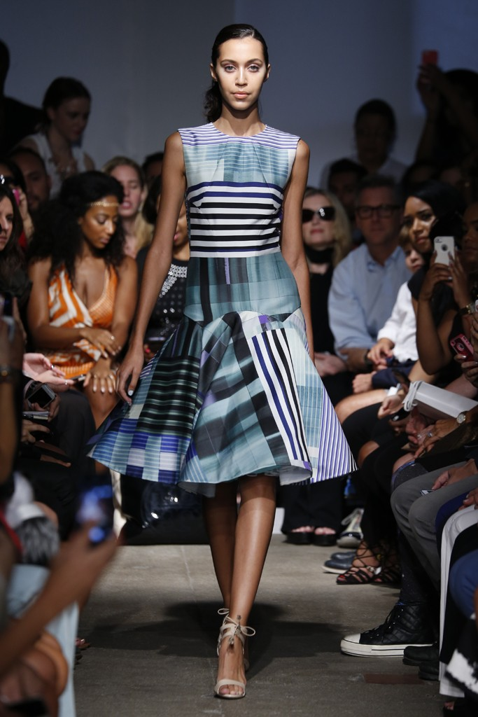 NY Fashion Week | Spring 2015 RTW | Rolando Santana