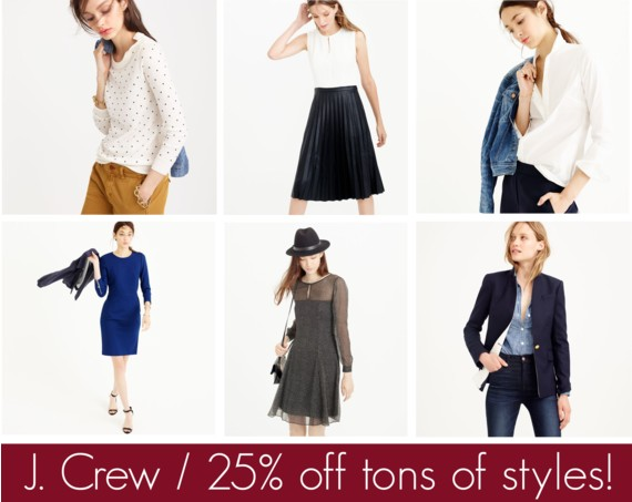 Best of the J. Crew Fall Sale | Fall Fashion | Sale | #jcrew