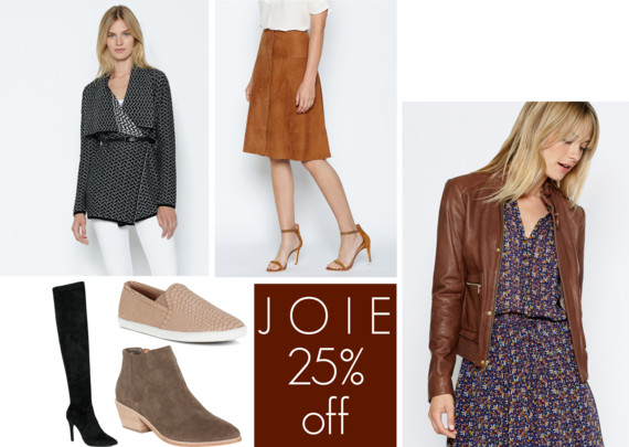 Best of the Joie Friends and Family Sale | Fall Fashion | Sale | #joie