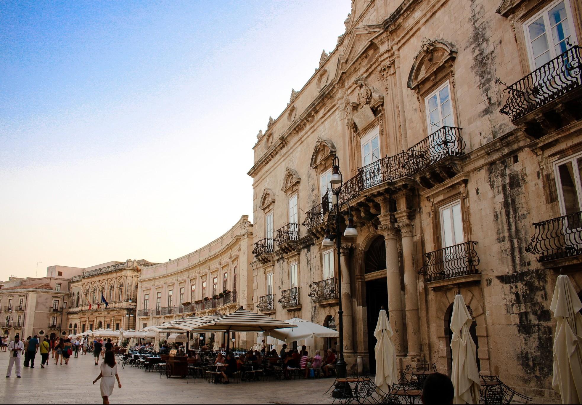 Piazza Del Duomo | Siracusa, Sicilia