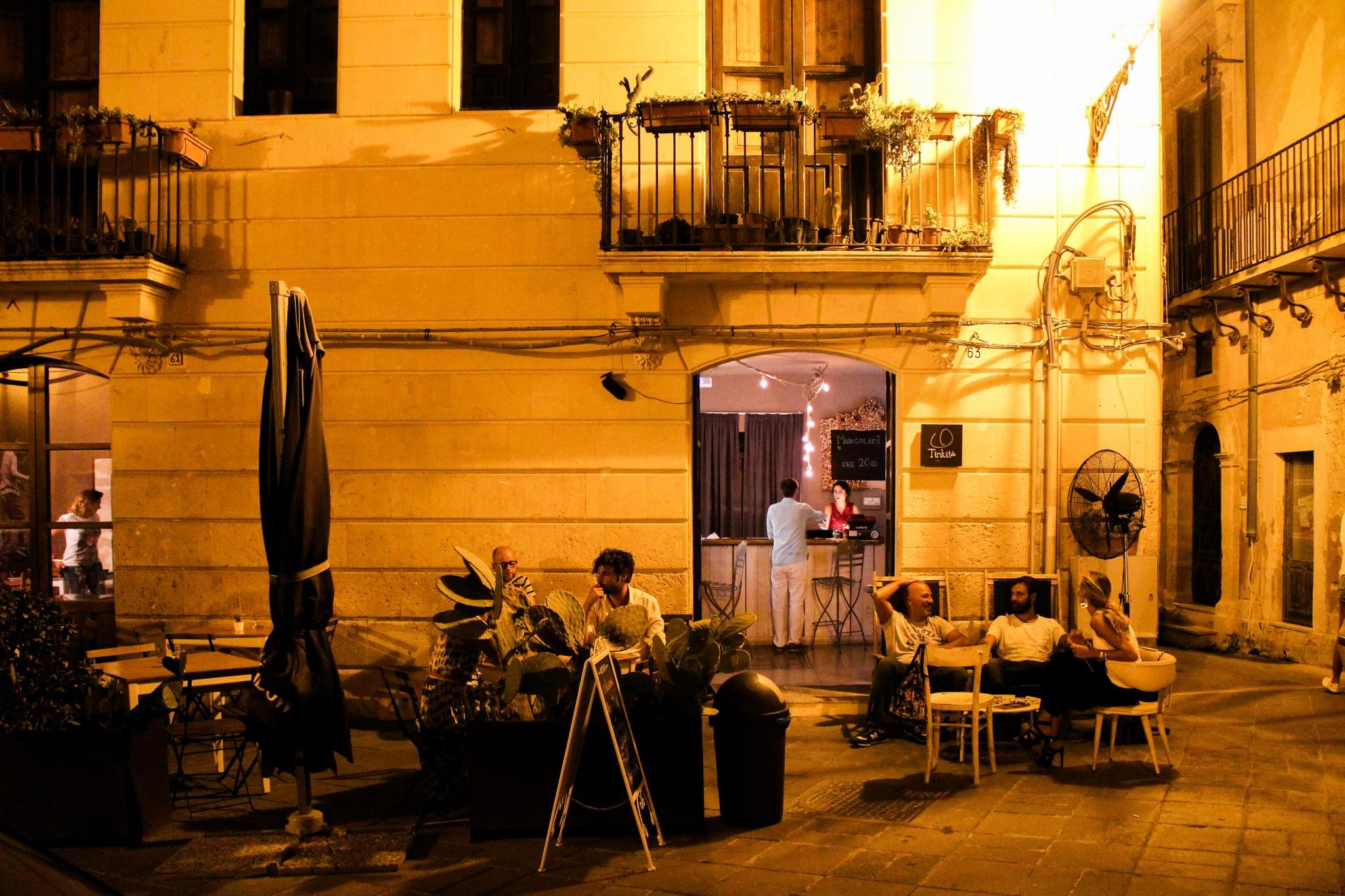 Tinkite Bar | Siracusa, Sicilia