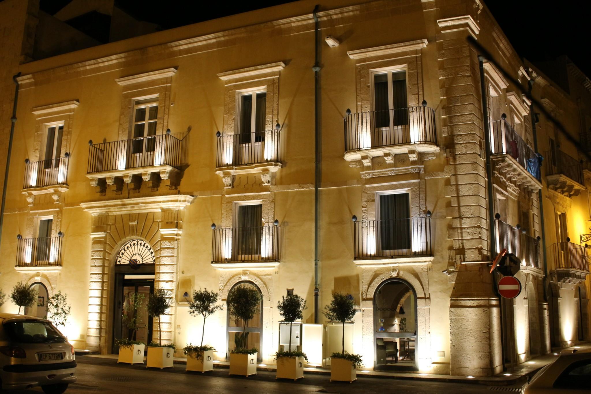 Algila Ortigia Charme Hotel, Siracusa, Sicilia
