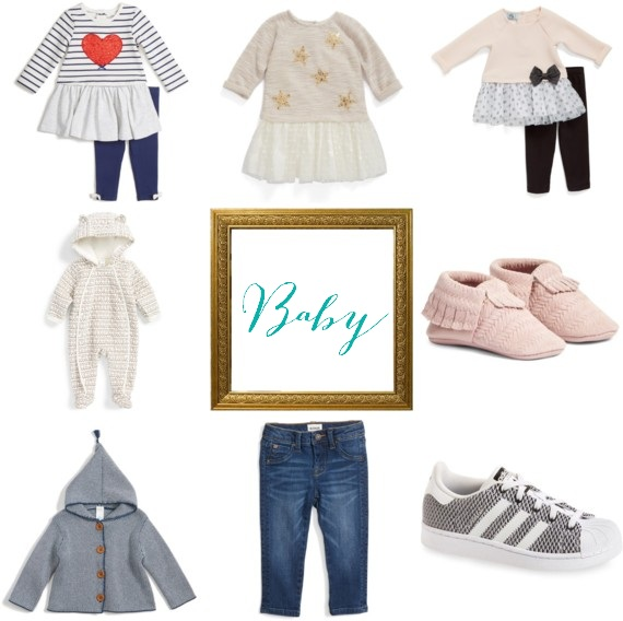Best of the Nordstrom Anniversary Sale 2016 - Blogger Picks - Baby #nsale