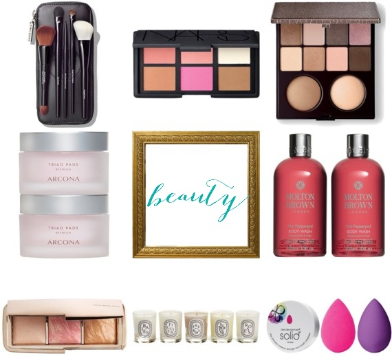 Best of the Nordstrom Anniversary Sale 2016 - Blogger Picks - Beauty #nsale