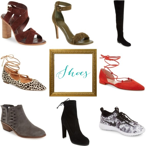 Best of the Nordstrom Anniversary Sale 2016 - Blogger Picks - Shoes #nsale