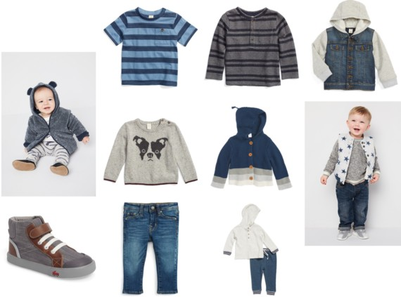 Best of the Nordstrom Anniversary Sale 2017 - Blogger Picks - Baby Boy #nsale