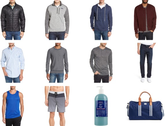 Best of the Nordstrom Anniversary Sale 2017 - Blogger Picks - Mens