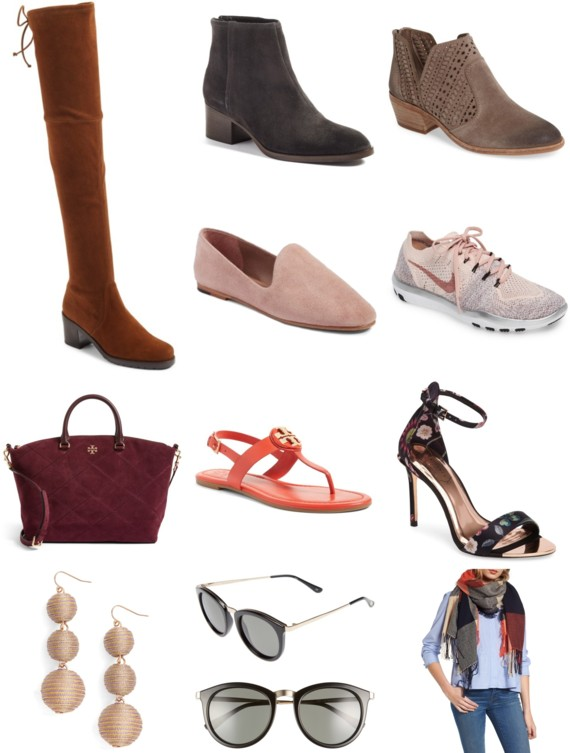 Best of the Nordstrom Anniversary Sale 2017 - Blogger Picks - Womens Shoes and Accessories #nsale