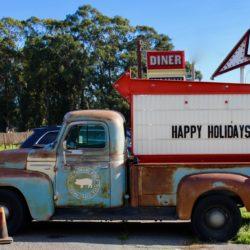 Fremont Diner | Sonoma CA | Happy Holidays
